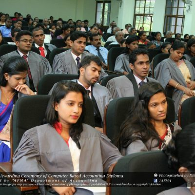 Certificate Awarding Ceremony of Computer Based Accounting Diploma (2)