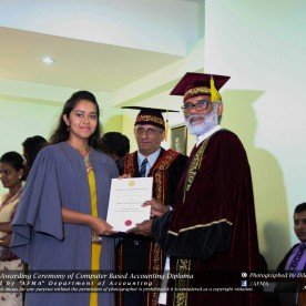 Certificate Awarding Ceremony