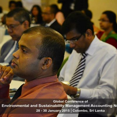 EMAN Global Conference 2015 Hosted by Department of Accounting,University of Sri Jayewardenepura