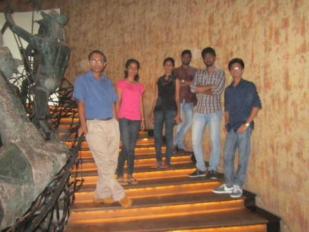 Field Visit to Jetwing Light House