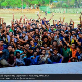 Intangibles 2016 – Fun day of Department of Accounting.