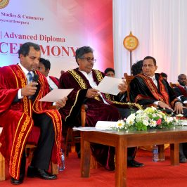 Awarding Ceremony – Diploma and Advanced Diploma – 2016