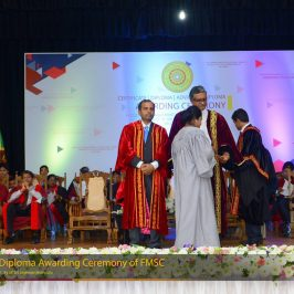 Awarding Ceremony – Diploma and Advanced Diploma – 2017