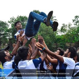 Spectra '18 Fun Day organized by the Accounting and Financial Management Association(AFMA)
