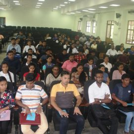 The inauguration ceremony of 10th intake of the DCBA program and 5th intake of the ADCBA