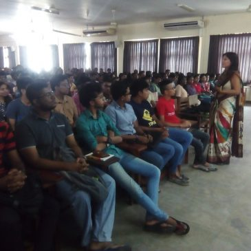 Guest lecture on 'Entrepreneurial Thinking'