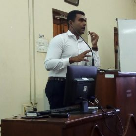 Guest Lecture on 'Presentation Skills'