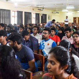 Guest Lecture on 'Importance of Soft Skills for an Accounting undergraduate'