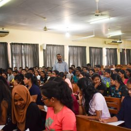 Guest Lecture on 'Personal Grooming'