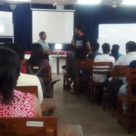 Guest Lecture on Reading outside Management