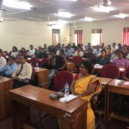 Inauguration of the fourth intake of Master of Professional Accounting (MPAcc) Degree Programme