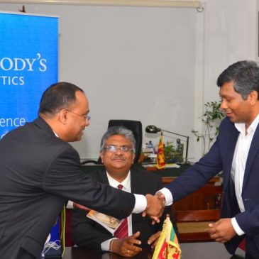 MoU between Moody's Analytics Knowledge Services and the Department of Accounting