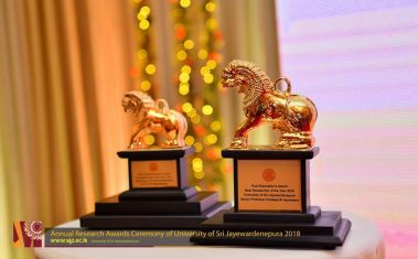 Research Awards – 2018