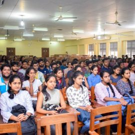 Welcome of Second Year Students  2020