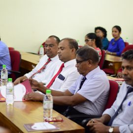 Inauguration Ceremony of the Fifth Intake of Master of Professional Accounting (MPAcc) Degree Programme
