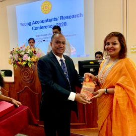 Young Accountants' Research Conference 2020