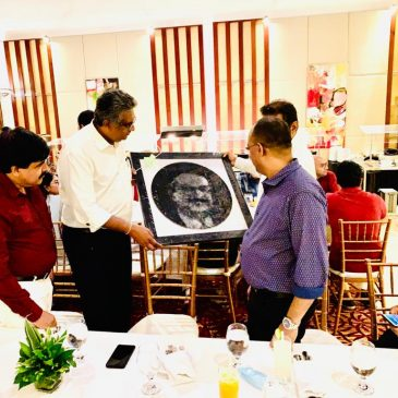 Felicitation Dinner for the Outgoing Vice Chancellor