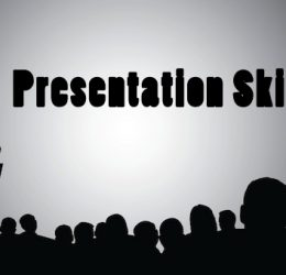 "Workshop on ""Presentation Skills"" for the 2nd Year B.Com and IT Department Students"