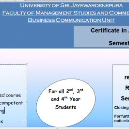 Certificate in Academic Writing