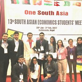 Japura Undergrate represents Sri Lanka at SAESM 2016