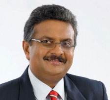 Prof. Sampath Amaratunge, Prof. in Business Economics was reappointed as the Vice Chancellor of the University of Sri Jayewardenepura