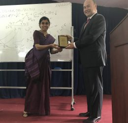 Guest Lecture on Sri Lanka Development Update 2017