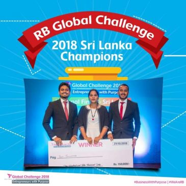 Outstanding Student Performance at RB Global Challenge