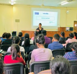 Guest Lecture on Personal Grooming for the Corporate Sector
