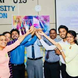 Business Economics Students won the Championship of All Island Inter-University Quiz Contest