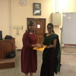 "Guest Lecture on ""Personal Grooming for Corporate Sector"""
