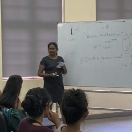 """Guest Lecture on """"Marketing Professionalism within Individuals"""""""