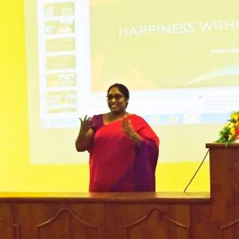 Guest Lecture on 19th July 2017