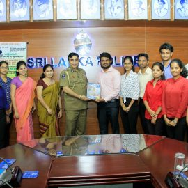 Meeting with IGP – Sri Lanka
