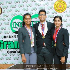 Infinity Grand Finale 2019