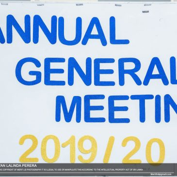 Annual General Meeting COMSO 2020