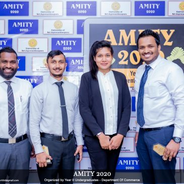 AMITY 2020 – Orientation Programme for First Year Undergraduates