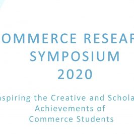 2nd Commerce Research Symposium Proceeding