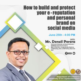 How to build and protect your e-reputation  and personal brand on social media