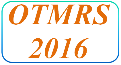 First Operations and Technology Management Research Symposium-2016