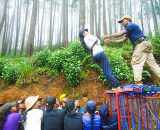 Outbound Training Program – 2017