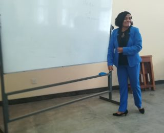 Guest Lecture on Project Management by Dr. Madhu Fernando