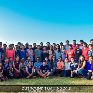 Annual OBT 2018 at Rangiri Aqua – Dambulla
