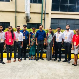 In-Plant Training Programme 2018