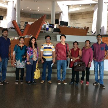 Academic Tour to Singapore