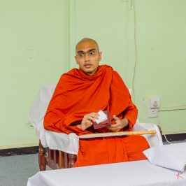Annual  Dharma Deshana 2018- June