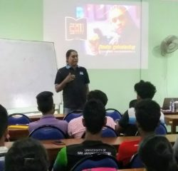 Nethin Ethere 2019: Guest Lecture No 01 by Wasantha Dukgannarala