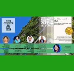 Webinar on COVID 19 and Real Estate Market – Session IV