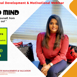 Talk to Mind: How to Grow Yourself from the Inside Out: Webinar