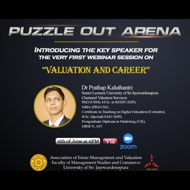 Puzzle out Arena #1: