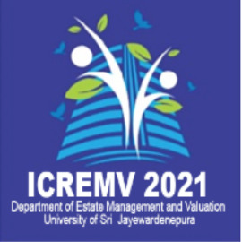 The 5th International Conference on Real Estate Management and Valuation  (ICREMV 2021)